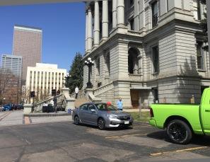 Capitol circle parking