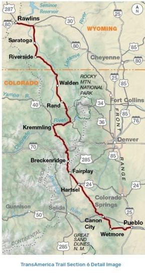 Colorado route 2